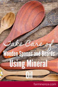 mineral oil cutting boards