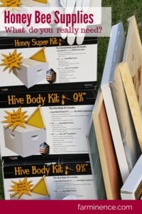 honey bee supplies