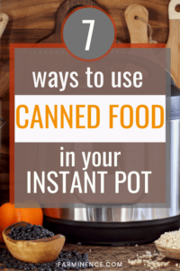 instant pot canned tomatoes, instant pot canned green beans, instant pot canned peaches, instant pot coconut rice, instant pot soup recipes, meals using canned food, recipes using canned food