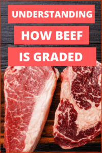 how is beef graded, what are the grades of beef