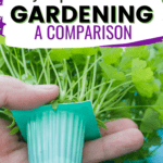 Are you interested in hydroponic gardening? Hydroponics is an advanced gardening method that can change the way you grow food. Hydroponics is a growing method that is free of soil. However, a hydroponic gardening system isn't right for everyone. In this article I discuss hydroponics setup and how they work compared to traditional garden soil.