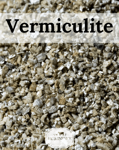 what is vermiculite, using vermiculite in the garden